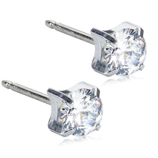silver titanium 7mm